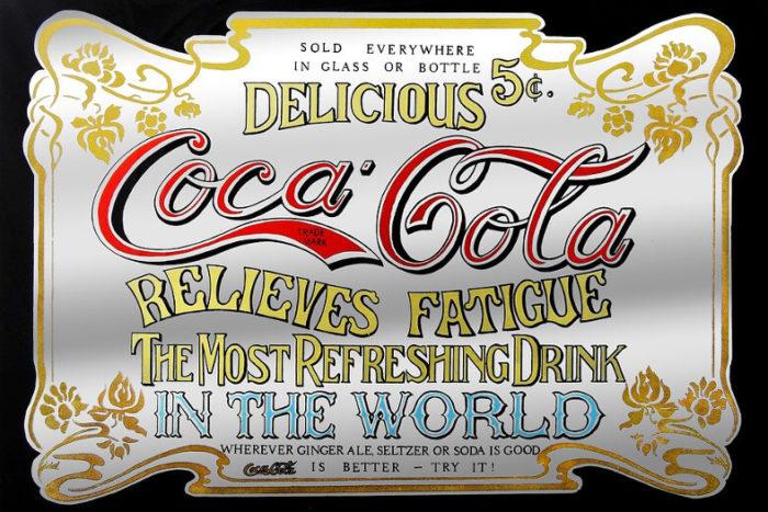 Coca Cola Baner