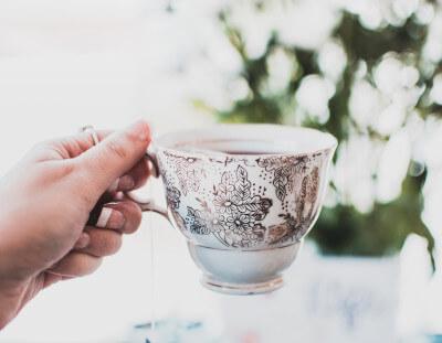 Herbata w filiżance 2
