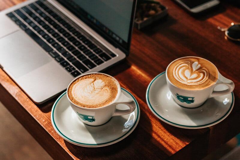 Latte i cappuccino