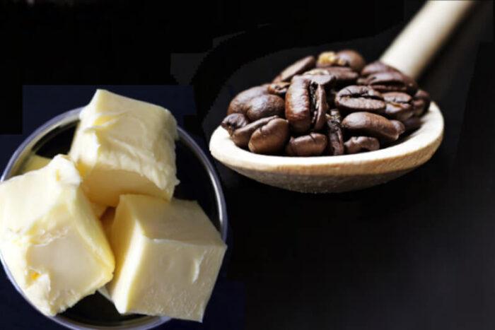 Kawa z masłem
